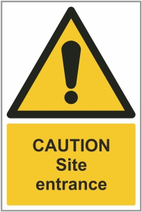 Construction signs catalogue available for purchase and download