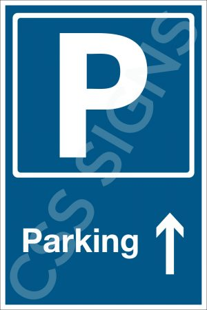 Parking Straight Sign