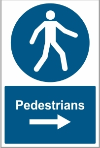 CON033 - Pedestrians right