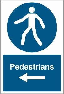 CON034 - Pedestrians left