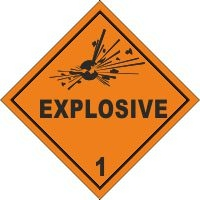 ADR101 - Explosive