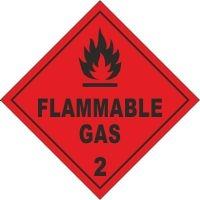 ADR201 - Flammable gas