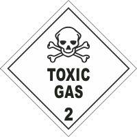 ADR203 - Toxic gas