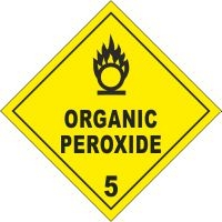 ADR502 - Organic peroxide