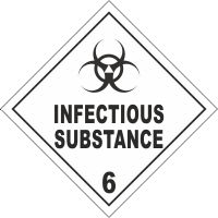ADR602 - Infectious substance