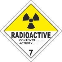 ADR701 - Radioactive