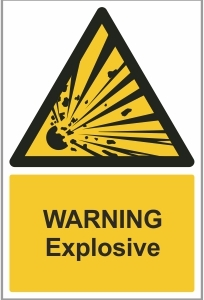 FAC003 - Warning, Explosive