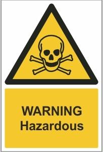 FAC005 - Warning, Hazardous