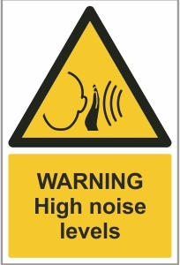 FAC012 - Warning, High noise levels