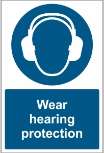 FAC027 - Wear hearing protection
