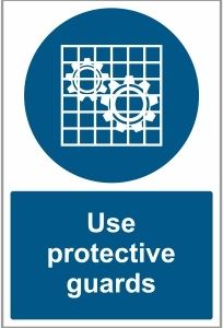 FAC034 - Use protective guards