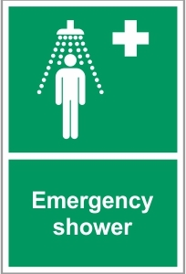 FAC040 - Emergency shower