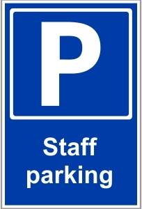 FAC043 - Staff parking