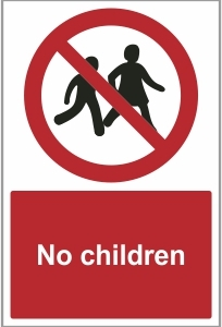 AGR029 - No children