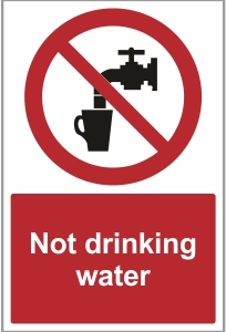 AGR027 - Not drinking water