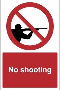 AGR030 - No shooting