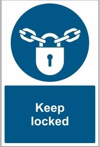 AGR040 - Keep locked
