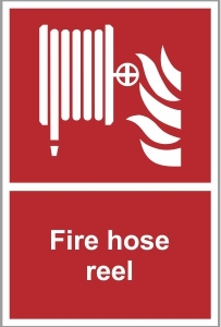 FIR008 - Fire hose reel