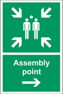 FIR013 - Assembly point right