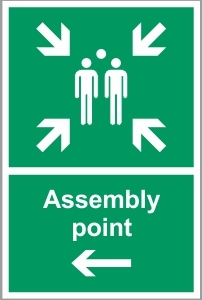 FIR014 - Assembly point left