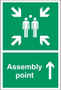 FIR015 - Assembly point straight