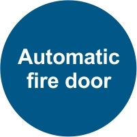 FIR043 - Automatic fire door