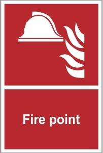 FIR005 - Fire point
