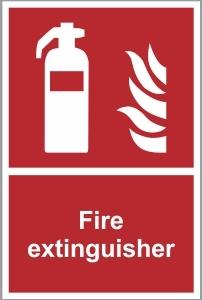 FIR007 - Fire extinguisher