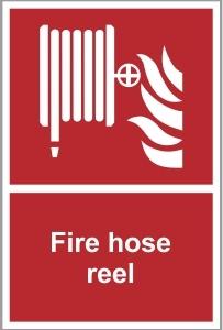 FIR008 - Fire hose reel