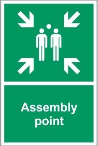 FIR011 - Assembly point