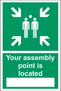 FIR012 - Your assembly point is located