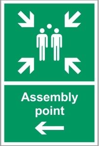 FIR014 - Assembly point left
