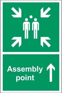 FIR015 - Assembly point straight