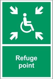 FIR016 - Refuge point