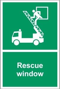 FIR018 - Rescue window