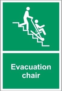 FIR020 - Evacuation chair