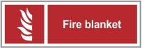 FIR024 - Fire blanket
