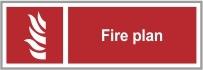 FIR025 - Fire plan
