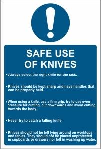 FOO004 - Safe use of knives