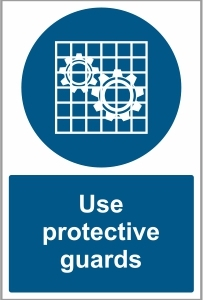 FOO035 - Use protective guards