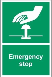 FOO039 - Emergency stop