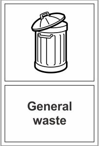 FOO042 - General waste