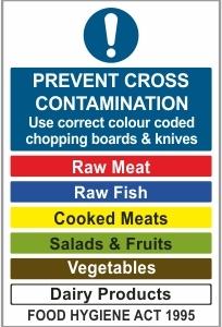 FOO005 - Prevent cross contamination