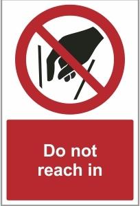 FOO022 - Do not reach in