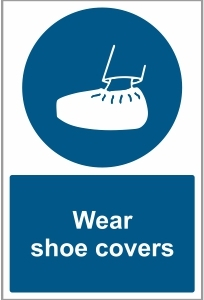 FOO034 - Wear shoe covers