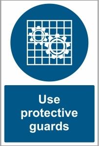 FOO035 - Use protective guards