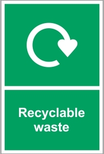 FOO043 - Recyclable waste