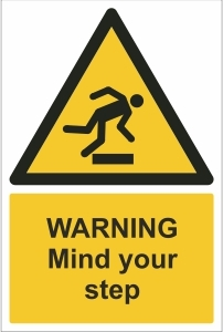 TOU005 - Warning, Mind your step