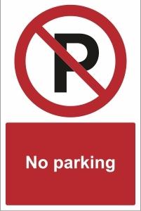 TOU020 - No parking