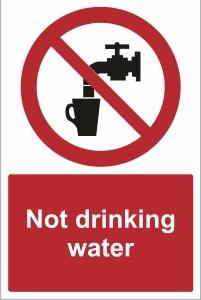 TOU021 - Not drinking water